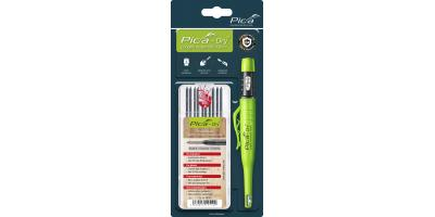 /Pack of 10/Graphite H Leads with Blister Pack Pica Dry/