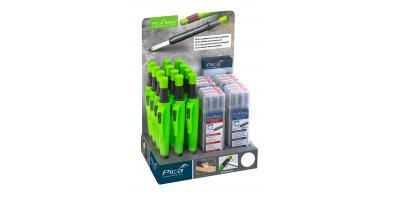 Minenset For All graphit 6030 Pica BIG Dry Zimmermannsbleistift 6060 Marker